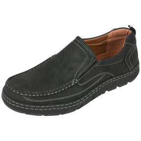 Lightweigh NORWAY ORIGINALS Herren-Slipper,schwarz