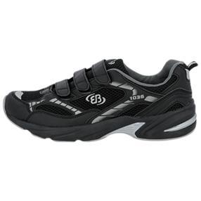 Brütting Herren Klett-Sneaker Force V LW, schwarz