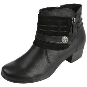 Relife® Damen Stiefeletten, schwarz