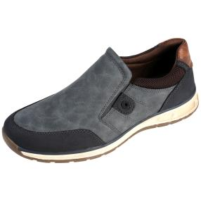 Relife® Herren Slipper, jeansblau