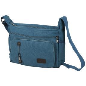 dariya bags Umhängetasche, blau