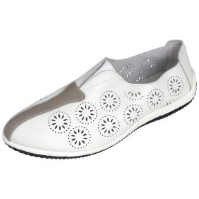 SANITAL LIGHT Damen Leder Slipper