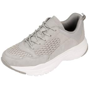 Claudia Ghizzani Damen-Sneaker Light Weight, grau