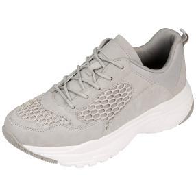 Lightweight Claudia Ghizzani Damen-Sneaker, grau