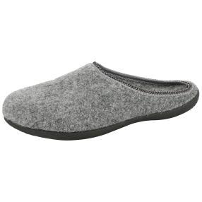 LUNA Damen-Hausschuhe, grau