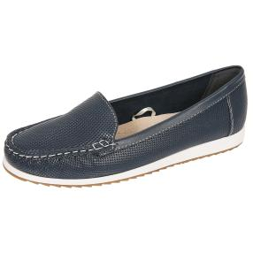 TOPWAY COMFORT Damen-Slipper, navy