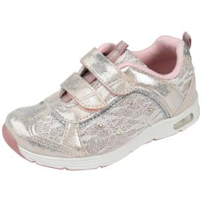 Lico Kinder-Sneaker Rose Blinky, rosa
