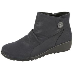Cushion Walk Stiefeletten HARPER, navy
