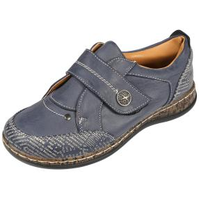 SUPER IN Damen Klett-Slipper, navy