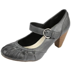 SUPER IN Damen-Pumps, grau