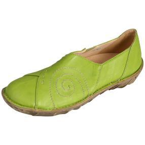 SUPER IN Damen-Slipper, grün