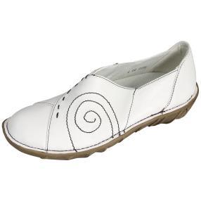 SUPER IN Damen-Slipper, weiß