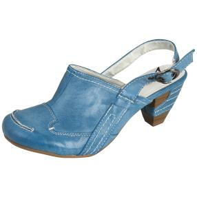 SUPER IN Damen-Pumps, blau