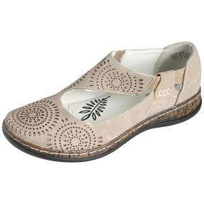 SUPER IN Damen-Slipper, stone