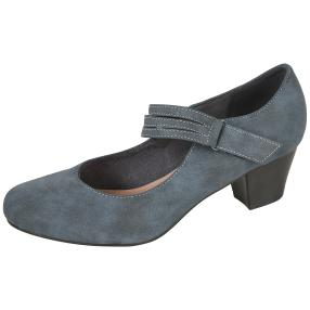 mocca by Jutta Leibfried Damen-Pumps Nora, navy