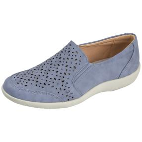 Cushion-walk Damen-Slipper Liberty, blau