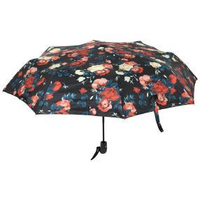 ELISABETH NAEEM Regenschirm, schwarz