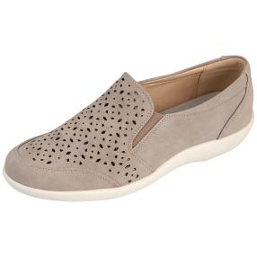 Cushion-walk Damen-Slipper Liberty, taupe