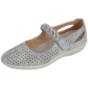 Cushion-walk Damen-Slipper Kelly, grau