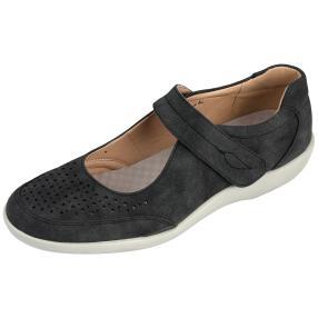 Cushion-walk Damen-Slipper Tiffany, schwarz