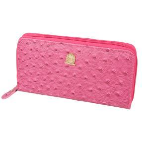 Longbörse mit RFID-Schutz, pink