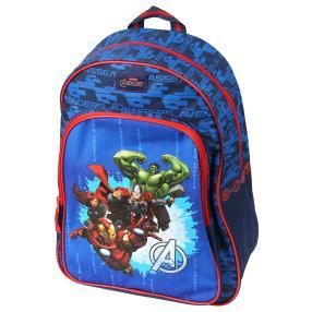 Marvel AVENGERS Rucksack, blau