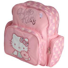 Hello Kitty Rucksack, rosa