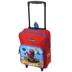 DINOTRUX Trolley, rot