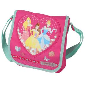 Disney Princess Schultertasche, rosa