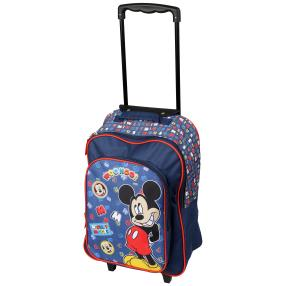 Disney Trolley Mickey Mouse, dunkelblau