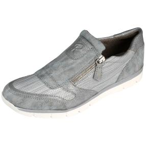 Relife® Damen-RV-Slipper, grau