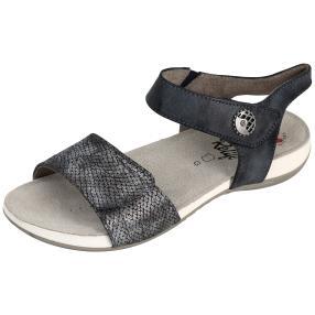Relife® Damen Klett-Sandalen, jeans