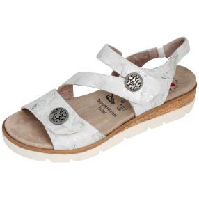 Relife® Damen Klett-Sandalen, beige