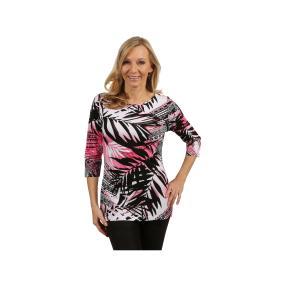 Rössler Selection Damen-Shirt Dschungelprint