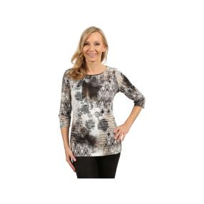 Rössler Selection Damen-Shirt Paisley