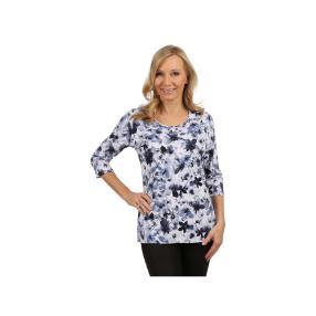 Rössler Selection Damen-Shirt Rundhalsausschnitt