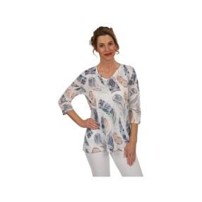 "Damen-Shirt ""Camilla"" multicolor"