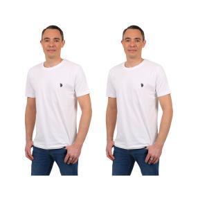 U.S. POLO ASSN. Doppelpack Herren-T-Shirt
