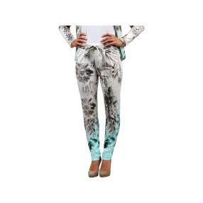 "Damen-Hose ""Made in Italy"" Schlangenprint"