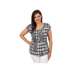 "Jeannie Damen-Plissee-Shirt ""Paloma"""