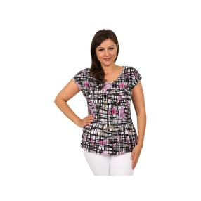 """Jeannie Damen-Plissee-Shirt """"Sweety"""""""