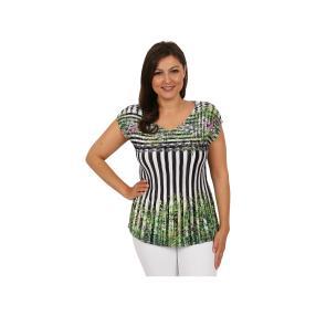 """Jeannie Damen-Plissee-Shirt """"Arcadia"""""""