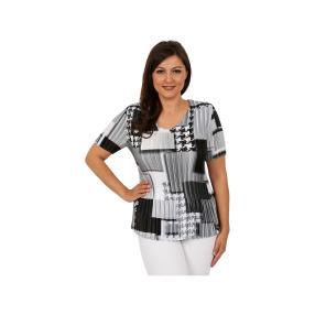 """Jeannie Damen-Plissee-Shirt """"Jazzy"""""""