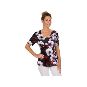 "Jeannie Damen-Plissee-Shirt ""Boboli"""