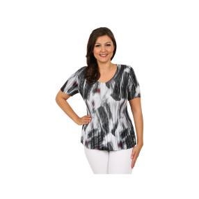 """Jeannie Damen-Plissee-Shirt """"Wavy Sue"""""""