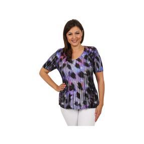 """Jeannie Damen-Plissee-Shirt """"Calypso"""""""