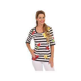 "BRILLIANT SHIRTS  Shirt ""FashionNews"", multicolor"