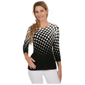 """MILANO DESIGN Pullover""""Dots"""""""