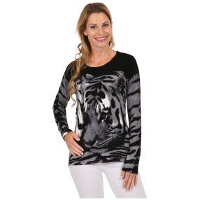 MILANO DESIGN Pullover Tiger