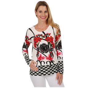 "MILANO DESIGN Damen-Pullover ""Beauty"""